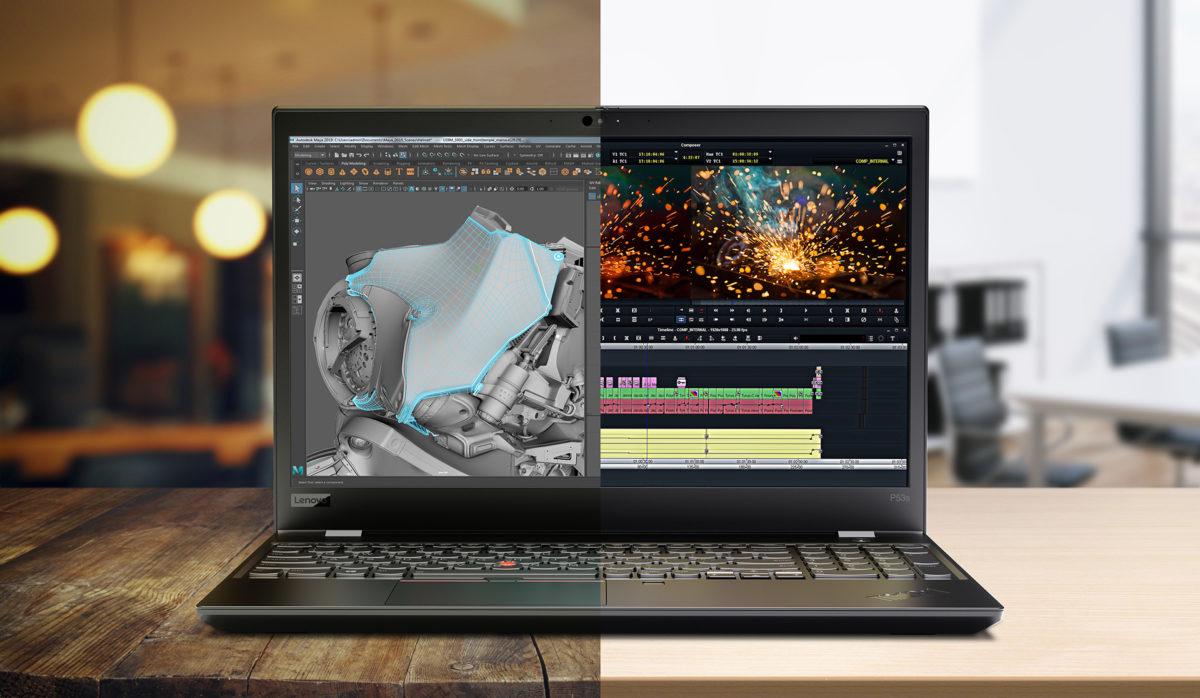 Lenovo ThinkPad P53s – Vorankündiung