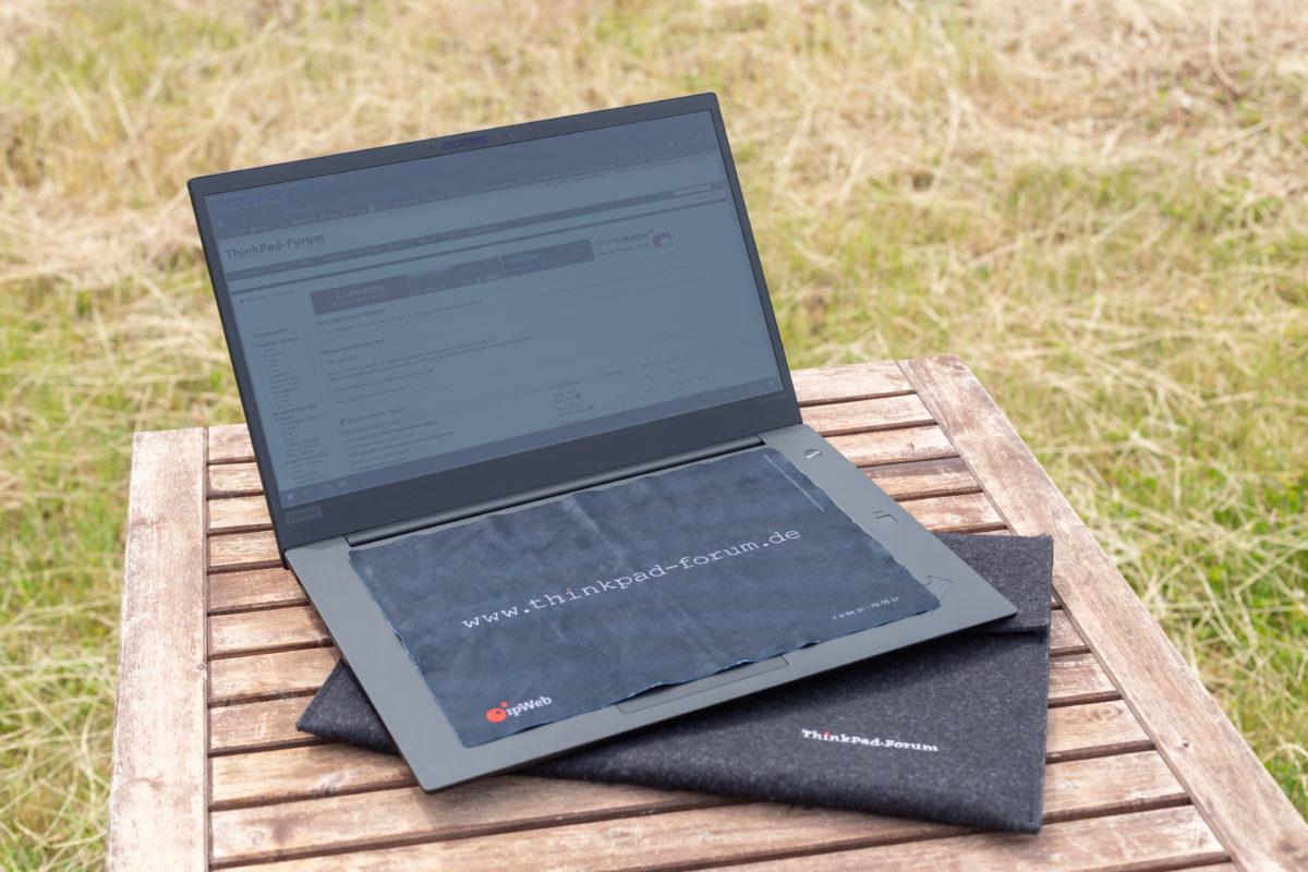 ThinkPad X1 Extreme (i7 6-Core, FHD) Testbericht