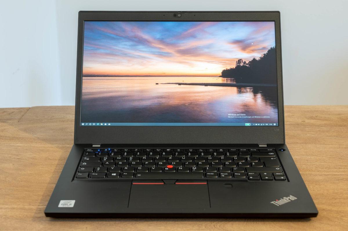 ThinkPad L14 Gen 1 (Intel) Test