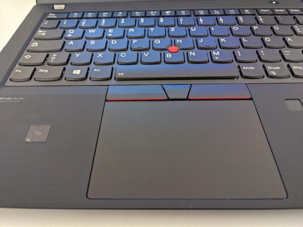 T14 Gen 2 Tastatur
